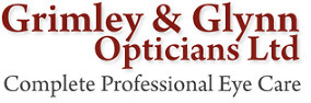 Professional opticians Grimley and Glynn, in Swadlincote